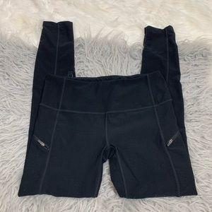 MPG Zipper Pocket Leggings
